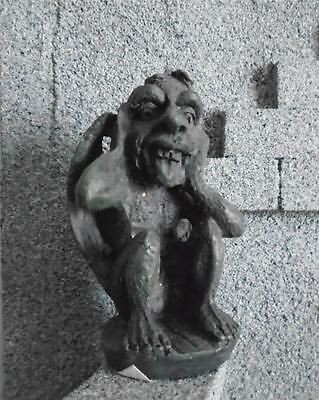 miniature GARGOYLE dolls house MEDIEVAL tudor new #C