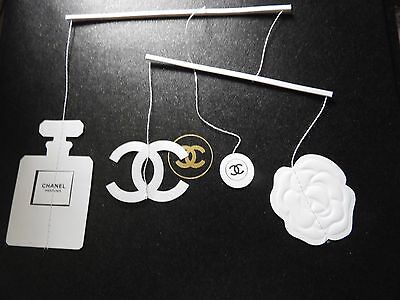 Vip-gift-Chanel parfums -mobil -paper-White envelope-compliments!