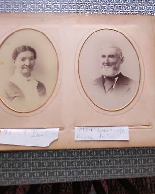 Antique Norway  Maine Photo Album