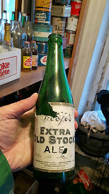 O'keefe's extar old stock 12 oz. BEER BOTTLE empty   CANADA