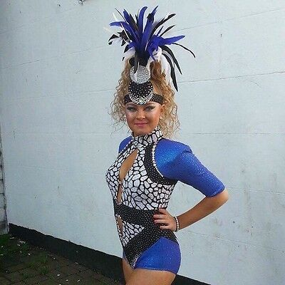 Disco Freestyle Solo Costume