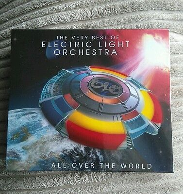 Electric Light Orchestra / Elo ( New Cd ) Greatest Hits Collection Very Best Of