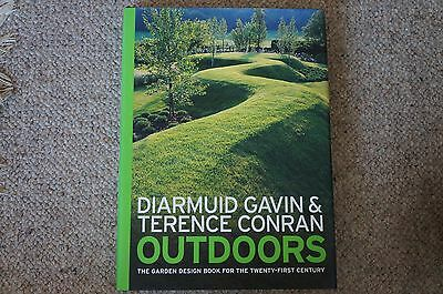 Outdoors by Sir Terence Conran, Diarmuid Gavin (Hardback, 2007)