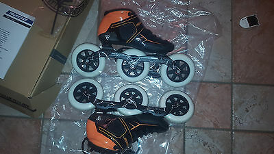 Powerslide Speedskate Puls 125 - 3 Wheeler
