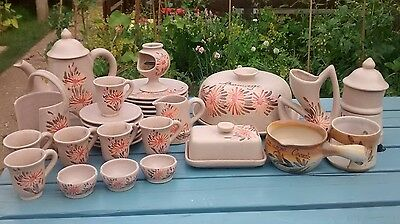 vallauris pottery job lot