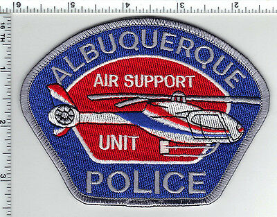 Albuquerque Police (New Mexico) Air Support Unit Shoulder Patch from the 1980's