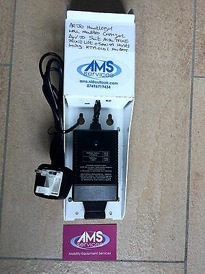Arjo Huntleigh 24v Wall Mounted Charger For Trixie / Trixie Lift & Sarita Hoists