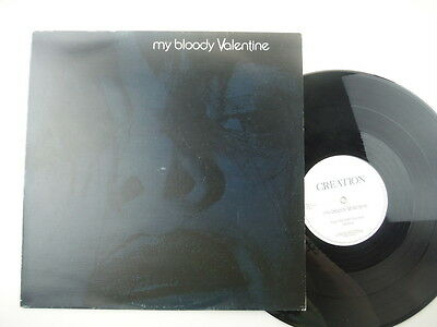 "My Bloody Valentine,Feed Me With Your Kiss,Rare original 12"" Creation release"