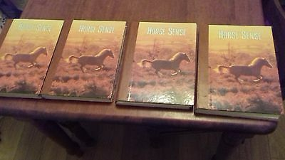 """4 no. Horse Sense Albums.    """" For all young enthusiastic Horse lovers""""."""