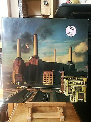 Pink Floyd - Animals. Vinyl Lp. Ltd Edition Pink German Pressing. Vg Condition