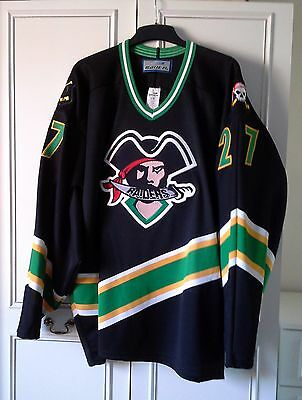 Prince Albert Raiders (WHL) Ice Hockey Jersey (XL).