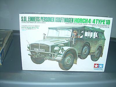 Tamiya 35052 1/35 Model Kit German Schwerer Einheits-PKW Horch 4X4 Type 1a