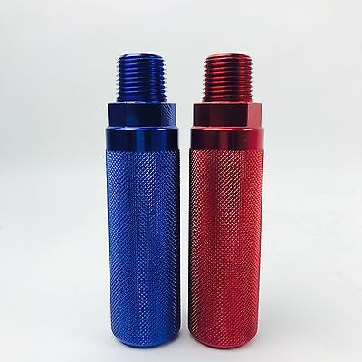 Ga1 Aluminum Glad Hand Handles Power Products Blue/Red 12600 Gladhand Handles