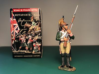King And Country NA179 French 16th Dragoon Standing Ready
