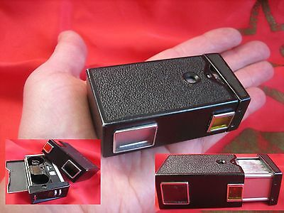 USSR KGB spy camera Kiev Soviet Union +NEW FILM