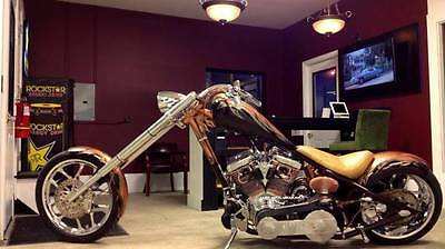 2004 Custom Built Motorcycles Chopper  2004 Custom Pitbull Chopper