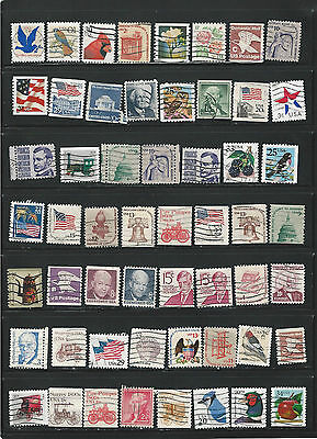 Used Us Stamps #25