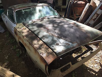 1972 Dodge Charger  1972 Dodge Charger Rallye 340 4spd