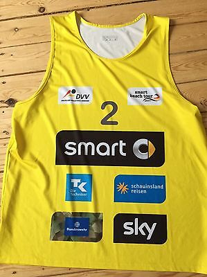 Smart Beach Tour Players Shirt Original 2017 Beachvolleyball