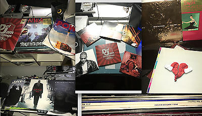 SERATO DEF JAM + Hip-Hop Vinyl Collection SEALED, LIMITED, doubles 16 records