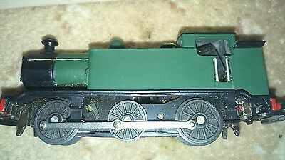 Triang Tt  0.6.0 Chasis With Esanel Metal Lbscr E2  Tank Loco Body Free Postage