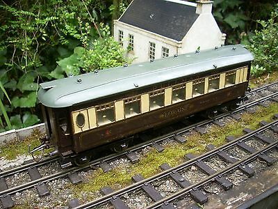 Hornby O Gauge Pullman Car Loraine re touched paintwork