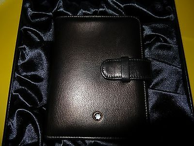 Montblanc 75th Anniversary Limited 1924 Lambskin Leather Pocket Organiser