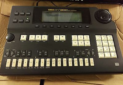 Vintage YAMAHA QY300 MIDI Sequencer Synth Drum Workstation - Tested & Working!