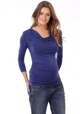 Isabella Oliver Women's Leiston Maternity Top - Size 3 - *C418