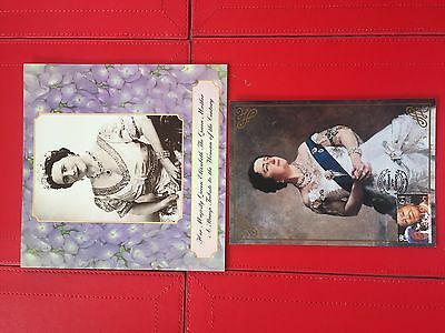 Isle of Man Stamps, 2000, Queen Elizabeth, Queen Mother Cent, Stamp Tribute MNH