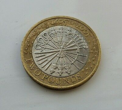 Rare £2 two pound coin remember remember the fifth of november 1605-2005