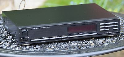 Vintage Technics St-X933L Am/fm Stereo Tuner With Presets
