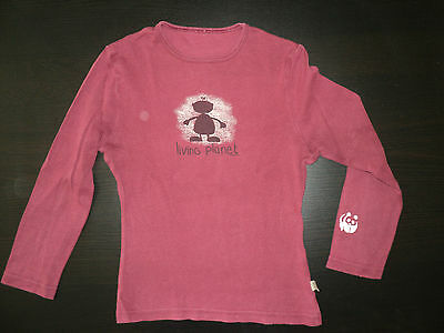 Tee Shirt Manches Longues Fille 8 Ans