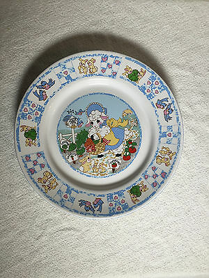 """Newcor Childs Porcelain Plate 7 3/4"""""""