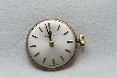 Genuine Omega Ladies Watch Movement Cal 620 for Spares or Repair
