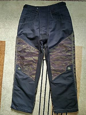 Smart Parts Large Paintball Pants - Brown/Green Digital Camo