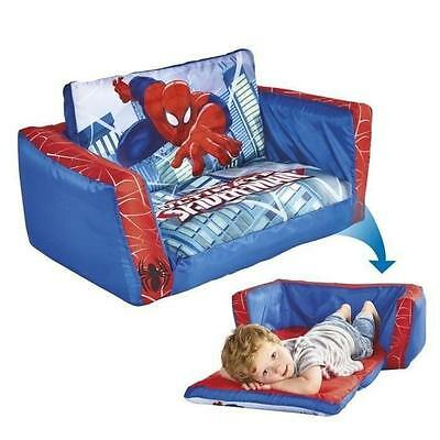 SPIDERMAN Canapé-Lit Gonflable ReadyRoom NEUF