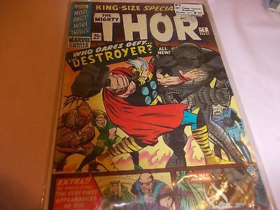 Thor Journey Into Mystery annual 2