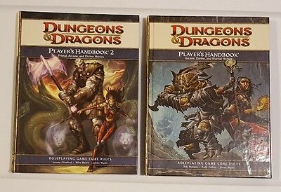Dungeons & Dragons 4th Edition - Player's Handbook Collection with slipcase