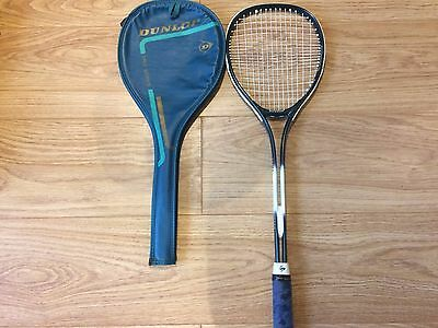 Dunlop Pro Sc 25 Squash Racket With Cover