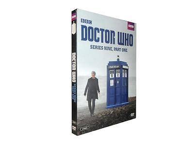 Doctor Who: Season Series 9, Part 1 (DVD, 2015, 2-Disc Set)