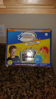 Hooked On Phonics Master Reader Program - 2nd to 6th Grade Ages 7+ PERFECT