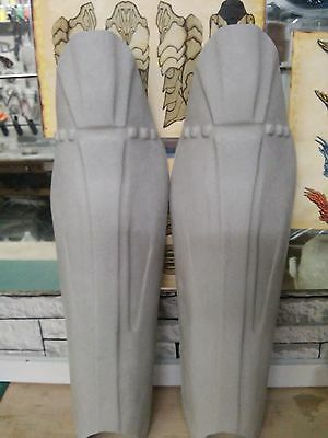 Darth Vader ANH full size wearable Shin Armour Star wars prop replica