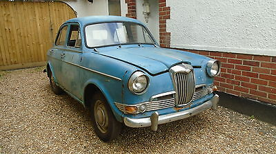 1959 Riley 1.5     -  For Spares Or Repair / Banger Racer - No Reserve