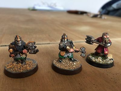 lord of the rings warhammer Dwarfs