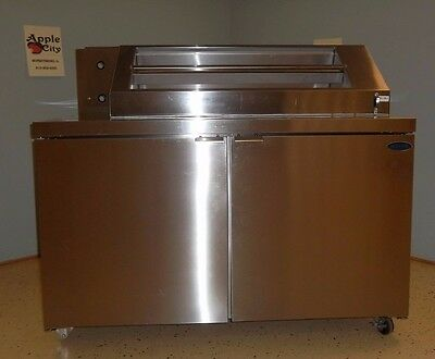 Dairy Queen Norlake Refrigeration Table