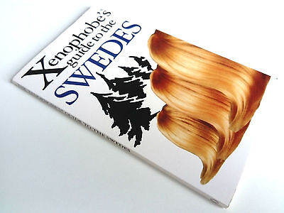Xenophobe's Guide to the Swedes - by Peter Berline Paperback Book