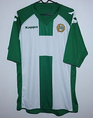 Hammarby IF Sweden home shirt Kappa Size XL