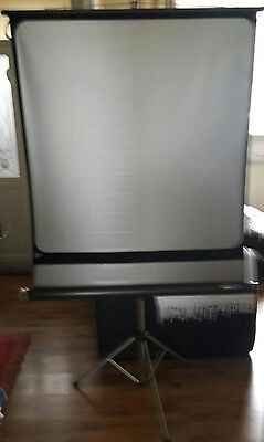 small projector screen