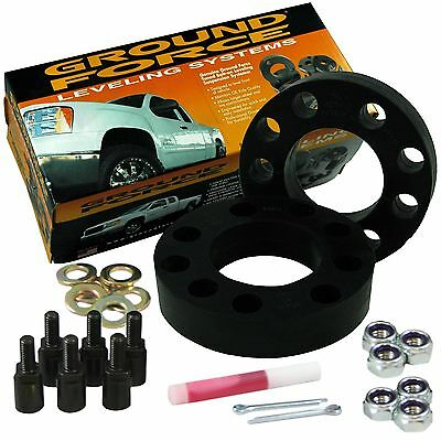 """Ground Force Suspension 3825 2"""" Front End Leveling Lift Kit"""